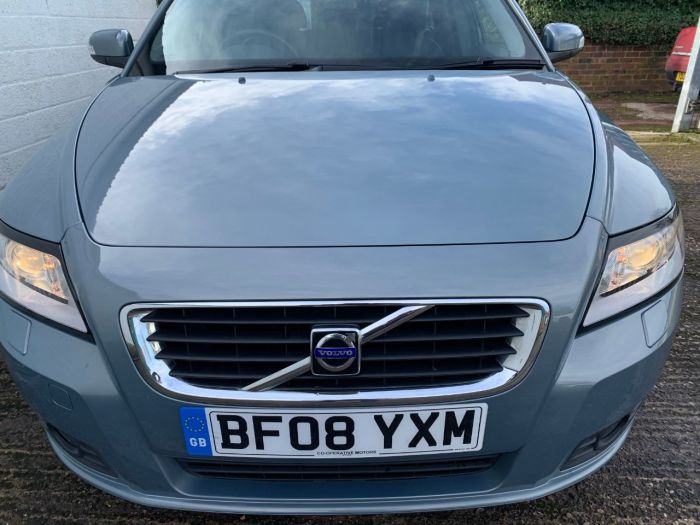 Volvo V50 2.0D SE 5dr Estate Diesel Blue