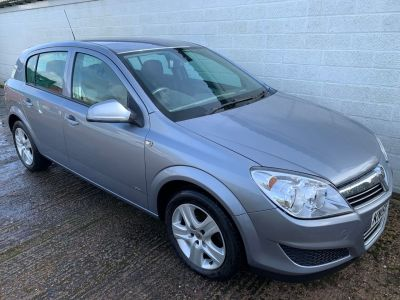 Vauxhall Astra 1.4i 16V Active 5dr Hatchback Petrol SilverVauxhall Astra 1.4i 16V Active 5dr Hatchback Petrol Silver at Silverstone Car Sales Mansfield