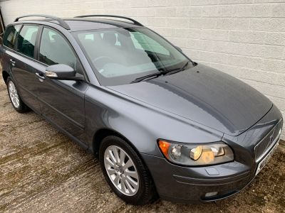 Volvo V50 2.0D S 5dr [Euro 4] Estate Diesel GreyVolvo V50 2.0D S 5dr [Euro 4] Estate Diesel Grey at Silverstone Car Sales Mansfield