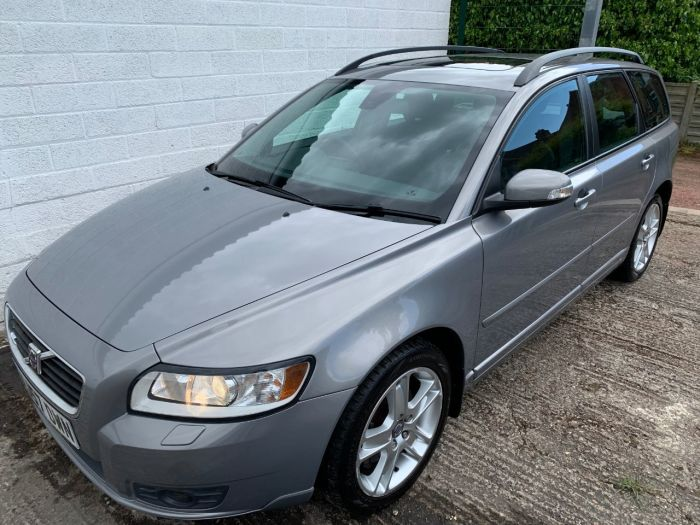 Volvo V50 2.0D SE 5dr Estate Diesel Grey