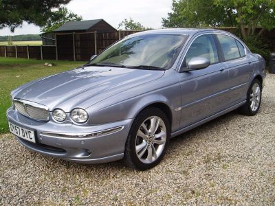 Jaguar X-Type 2.5 V6 SE 4dr Saloon Petrol BlueJaguar X-Type 2.5 V6 SE 4dr Saloon Petrol Blue at Silverstone Car Sales Mansfield