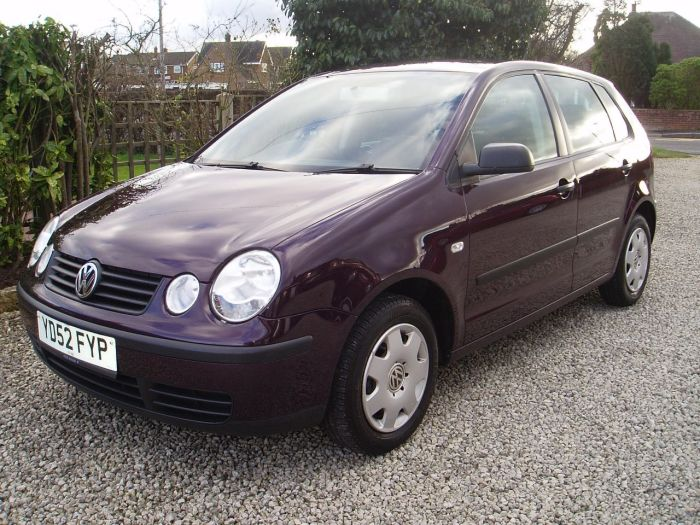 Volkswagen Polo 1.2 E 55 5dr Hatchback Petrol Red