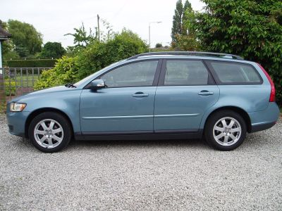 Volvo V50 1.8 S 5dr Estate Petrol BlueVolvo V50 1.8 S 5dr Estate Petrol Blue at Silverstone Car Sales Mansfield