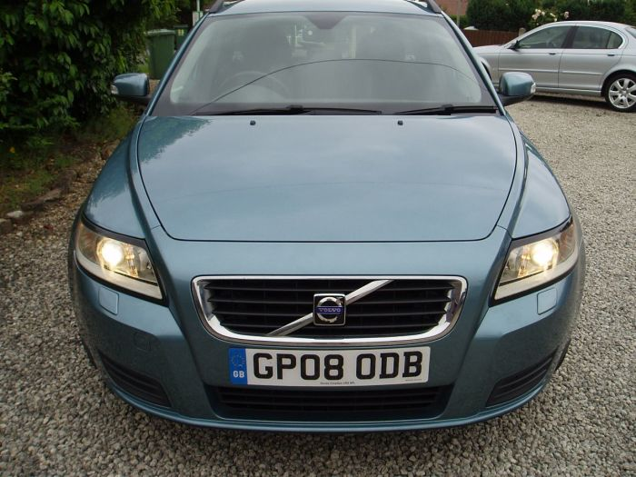 Volvo V50 1.8 S 5dr Estate Petrol Blue