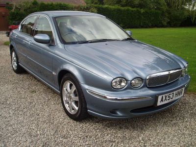 Jaguar X-Type 2.0d SE 4dr Saloon Diesel BlueJaguar X-Type 2.0d SE 4dr Saloon Diesel Blue at Silverstone Car Sales Mansfield