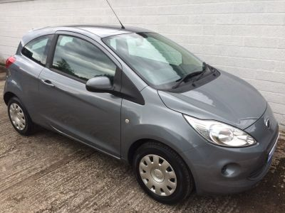 Ford Ka 1.2 Style+ 3dr Hatchback Petrol SilverFord Ka 1.2 Style+ 3dr Hatchback Petrol Silver at Silverstone Car Sales Mansfield
