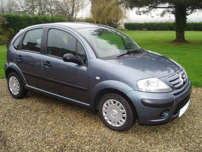 Citroen C3 1.4 HDi Cool 5dr Hatchback Diesel Grey